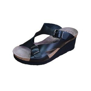 Mephisto Terie  Women's Wedge Slide Sandal